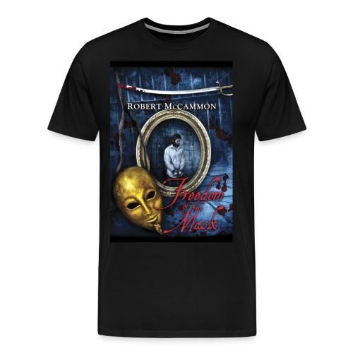 FREEDOM OF THE MASK Men's T - Men's Premium T-Shirt