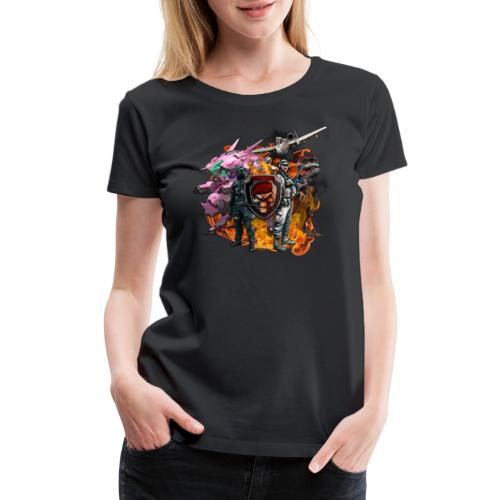 FOC General - Women's Premium T-Shirt