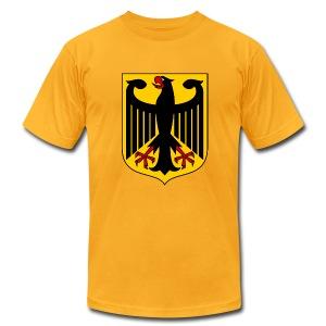 German Coat of Arms  - Men's Fine Jersey T-Shirt