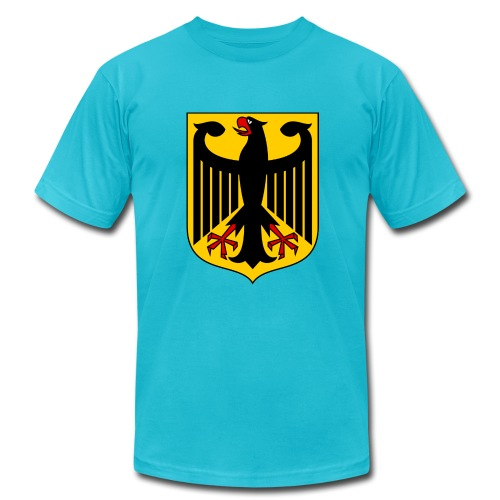 German Coat of Arms  - Men's  Jersey T-Shirt