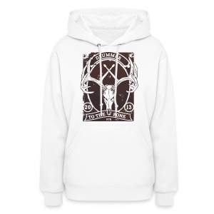 Drummer to the bone - Girlz - Women's Hoodie