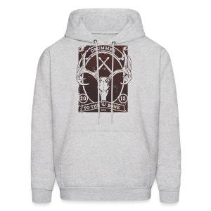 Drummer to the bone - Guyz - Men's Hoodie