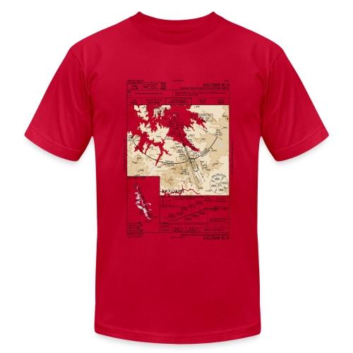 Instrument Approach - Men's Fine Jersey T-Shirt