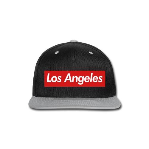LA Hat - Snap-back Baseball Cap