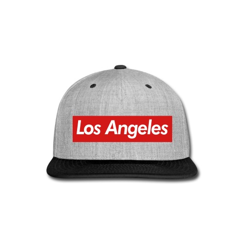 LA Hat - Snap-back Baseball Cap
