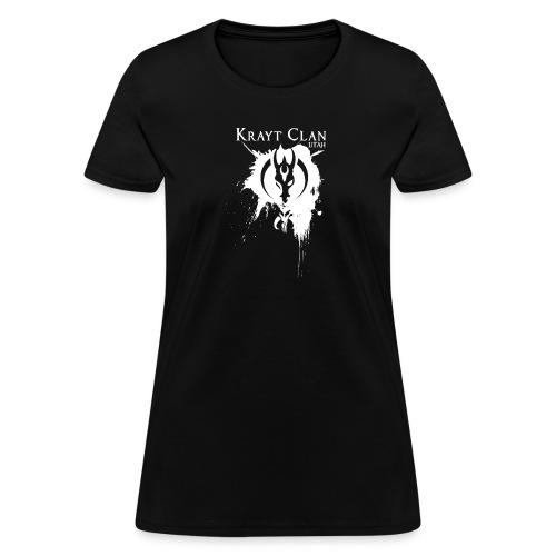 Ladies: Original Krayt Clan T - Women's T-Shirt