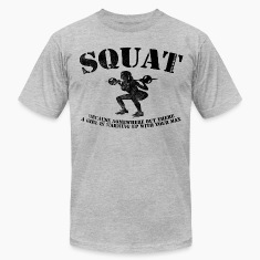 Big Squat T-shirt 2