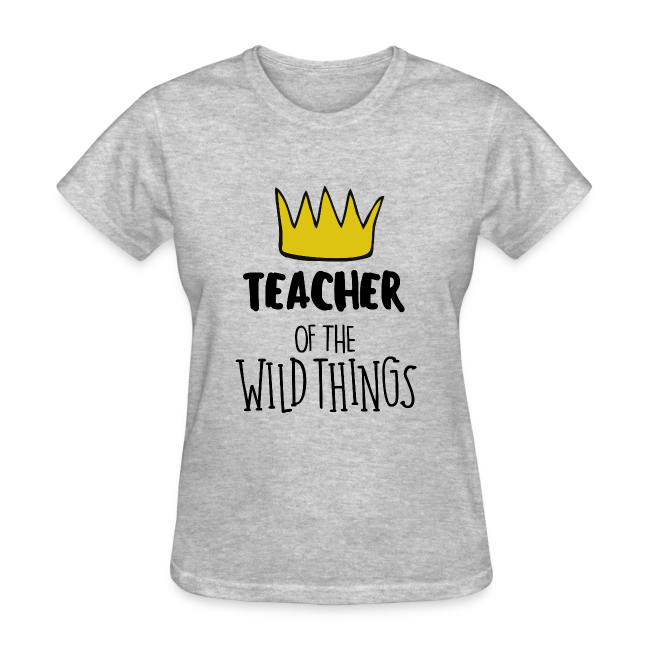 Teacher of the Wild Things