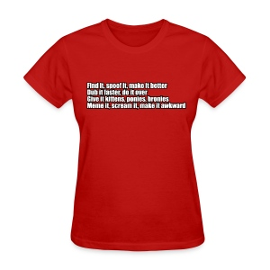 Meme It - Women's T-Shirt
