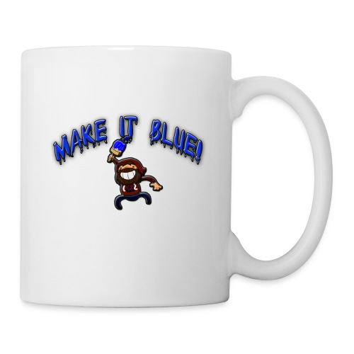 Make It Blue Coffee Mug - Coffee/Tea Mug