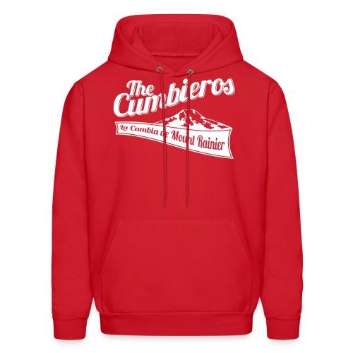 La Cumbia de Mount Rainier hoodie - Men's Hoodie