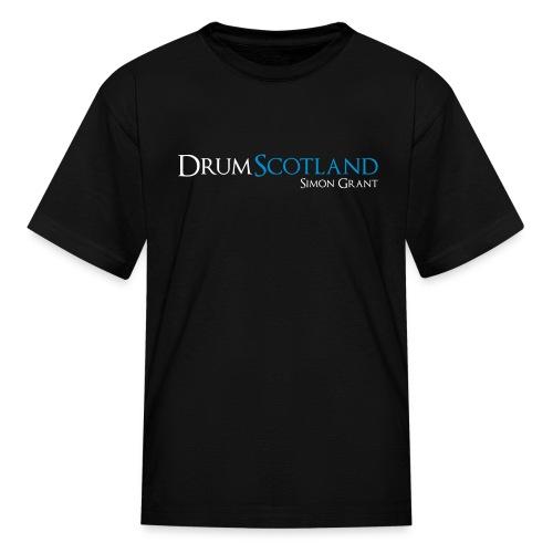 Drum Scotland - Kidz - Kids' T-Shirt
