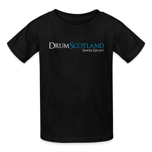 Drum Scotland - Kidz - Kids' T-Shirt