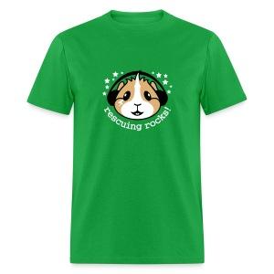 'Rescuing Rocks!' Mens T-Shirt - Men's T-Shirt