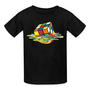 Melting Cube - Kids' T-Shirt