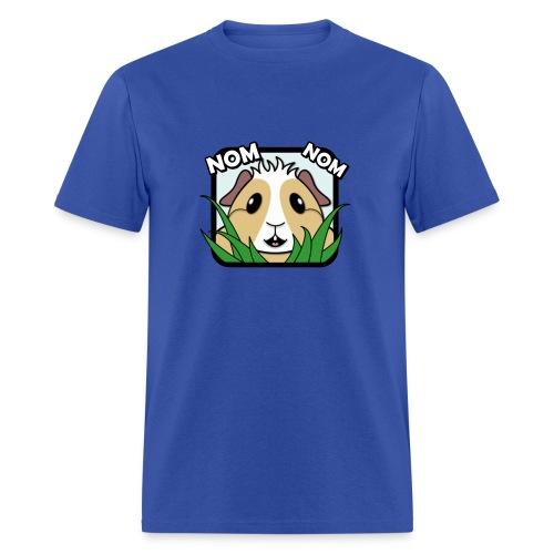 'Nom Nom' Guinea Pig Men's T-Shirt - Men's T-Shirt