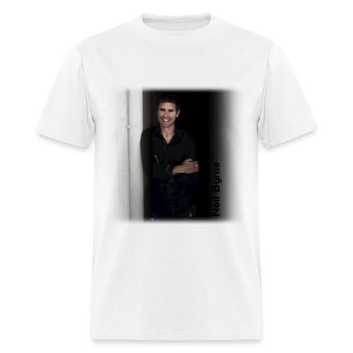 Mens - Neil Byrne - Black Shirt - Men's T-Shirt