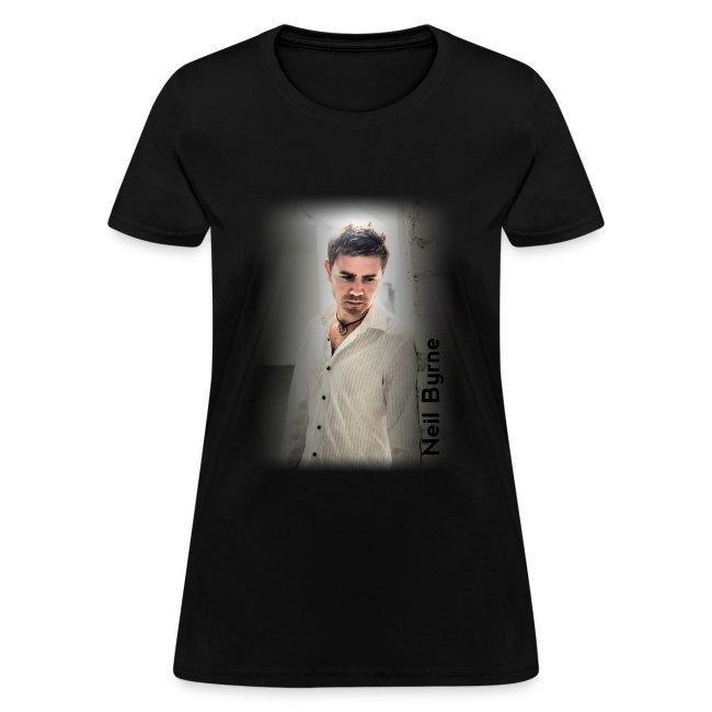 Ladies - Neil Byrne - White Shirt