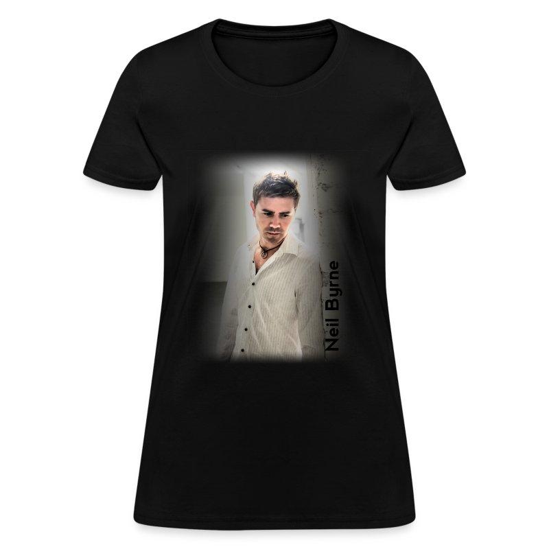 Ladies - Neil Byrne - White Shirt - Women's T-Shirt
