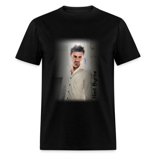 Mens - Neil Byrne - White Shirt - Men's T-Shirt