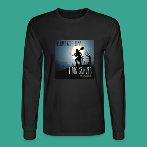 Mort's Men's Long-sleeve T-shirt - Men's Long Sleeve T-Shirt