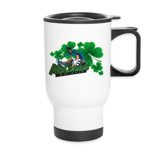 MsConduct St. Patrick's Mug - Travel Mug