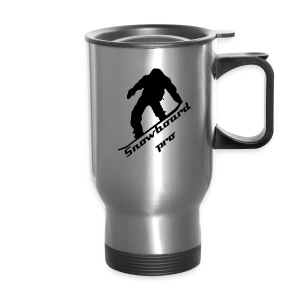 Snowboard pro thermo mug - Travel Mug