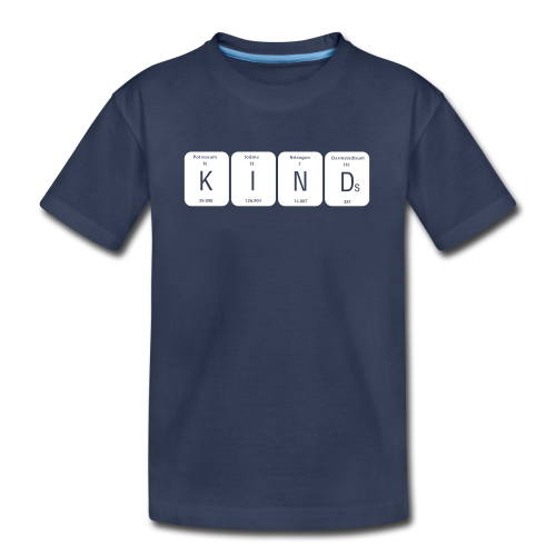 Kind is my Element - Kids' Premium T-Shirt