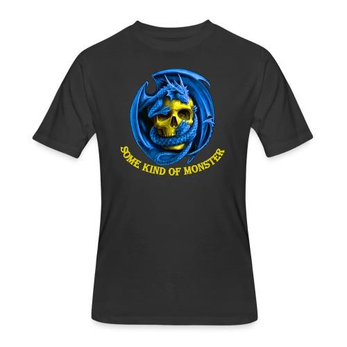 Zac Attack official shirt  - Men's 50/50 T-Shirt