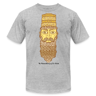 T-Shirts ~ Men's T-Shirt by American Apparel ~ Article 12028870