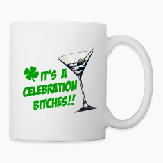 It's A Celebration Bitches (SPD) Bottles & Mugs