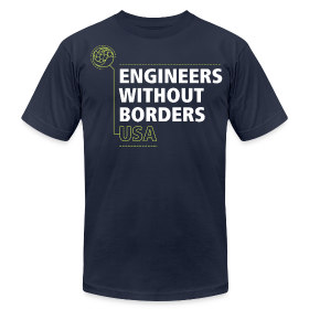 EWB USA Men's T-Shirt ~ 316
