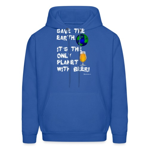Save The Earth Men's Men's Hoodie - Men's Hoodie