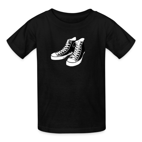 kid's converse tshirt - Kids' T-Shirt