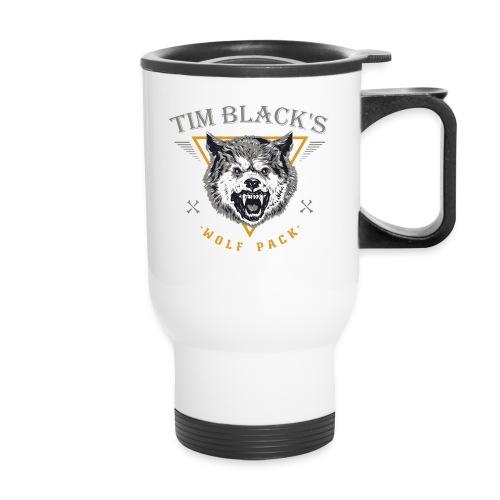 Wolf Pack Travel Mug - Travel Mug