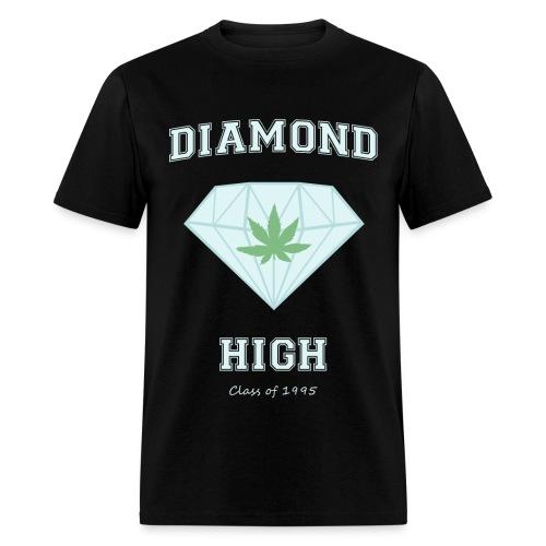 DIAMOND HIGH - Men's T-Shirt