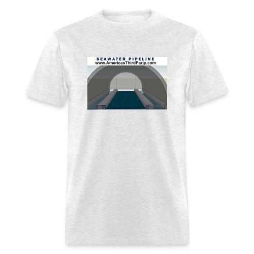 SEAWATER PIPELINE TEE - Men's T-Shirt