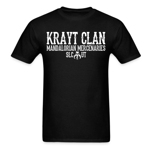 Krayt Clan Men's Logo T  - Men's T-Shirt