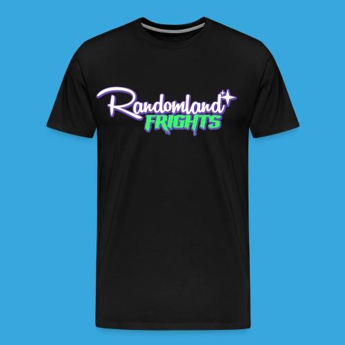 Randomland Frights (PLUS/Premium) - Men's Premium T-Shirt