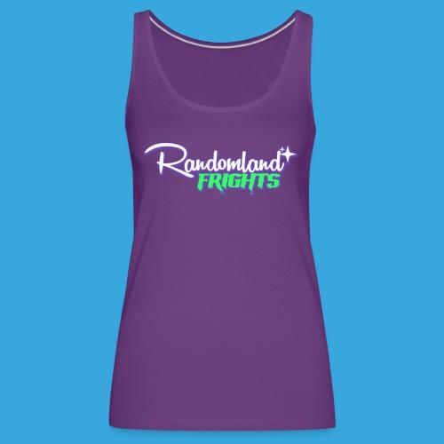 Randomland Frights (PLUS/Premium) - Women's Premium Tank Top