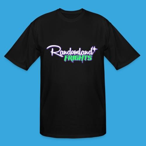 Randomland Frights - Big & Tall - Men's Tall T-Shirt