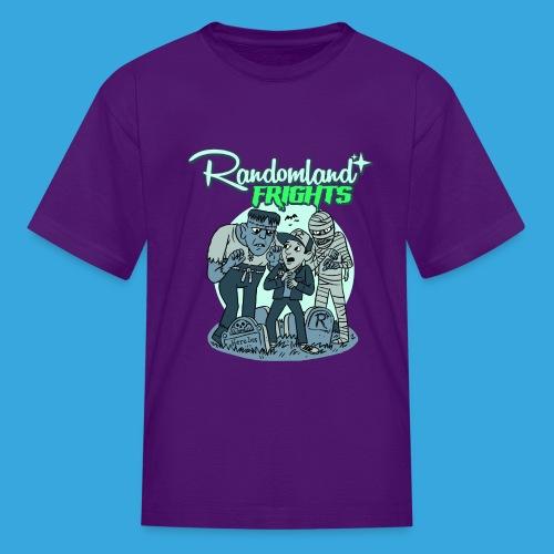 Monsters! Kids T-shirt - Kids' T-Shirt
