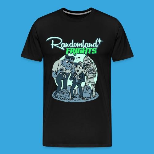 Monsters! Premium & Plus sizes - Men's Premium T-Shirt