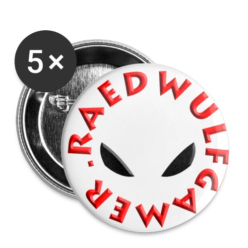 Raedwulfgamer button - Buttons small 1'' (5-pack)
