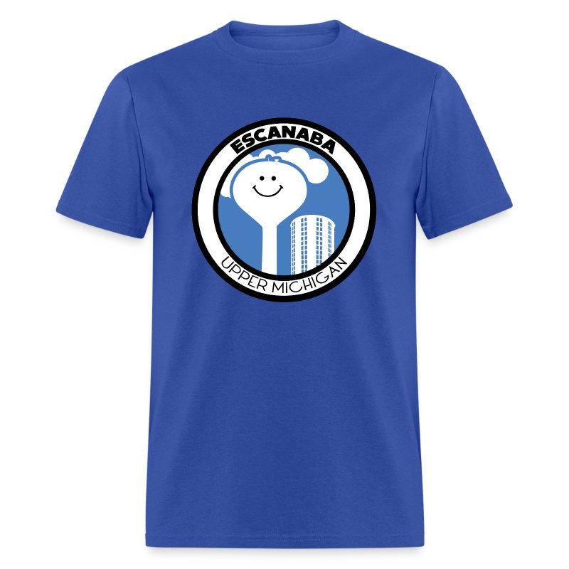 Escanaba Upper Michigan - Men's T-Shirt