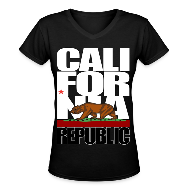 california republic Women's T-Shirts