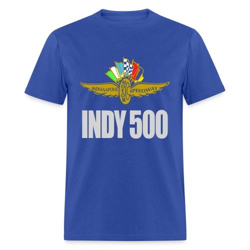 INDY 500 - Men's T-Shirt