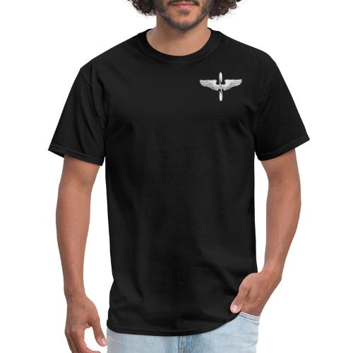 VF-301 Devils Disciples with AD Wings - Men's T-Shirt