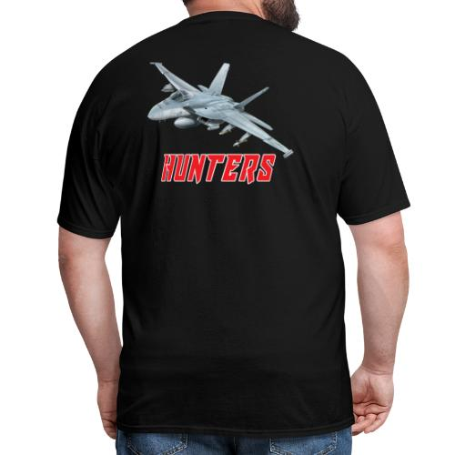 VFA-201 Hunters with F-18 Hornet - Men's T-Shirt