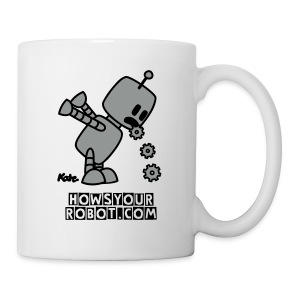 Sick Robot Coffee - Coffee/Tea Mug
